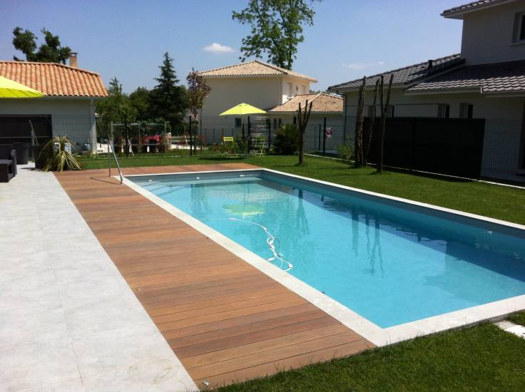 Pose De Terrasse En Bois Sur Dalle Beton 1 Populair Pictures to pin on